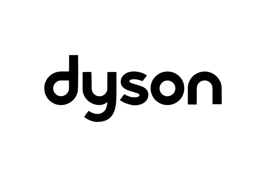掃除機に革命を起こしたダイソンのロゴ