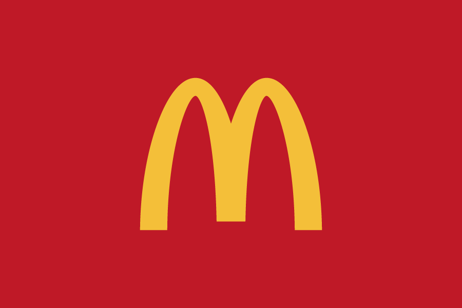 マクドナルドのAi,JPGロゴデータアイコンマーク無料素材ダウンロード
