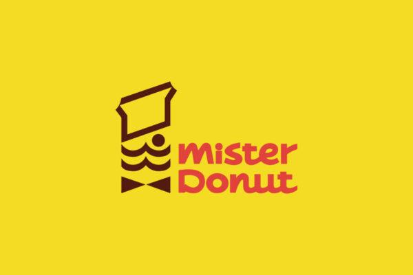 ミスタードーナツのAi,JPGロゴデータアイコンマーク無料素材ダウンロード