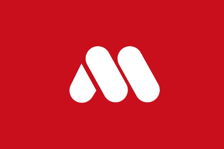 モスバーガーのAi,JPGロゴデータアイコンマーク無料素材ダウンロード